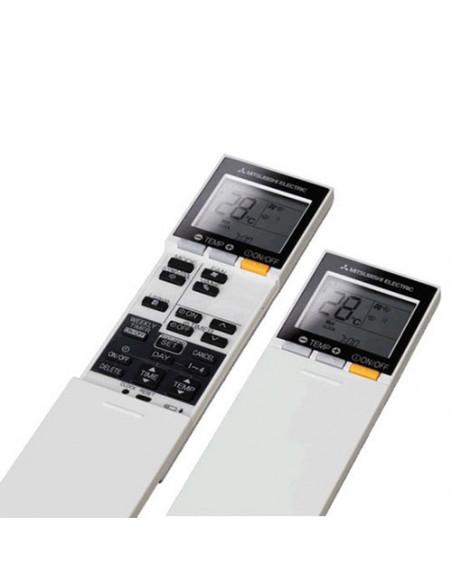Climatizzatore Condizionatore Mitsubishi Kirigamine Zen R32 Nero MSZ-EF42VE3B 15000 BTU INVERTER NOVITÁ classe A++/A++ - Clim...