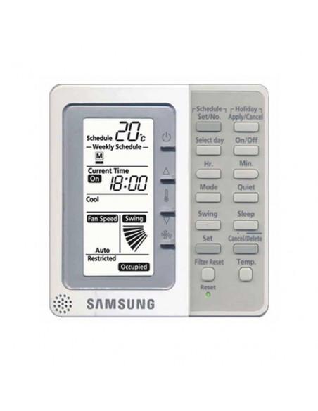 Climatizzatore Condizionatore Inverter monosplit R410A Samsung Canalizzabile a media prevalenza serie MSP S 24000 BTU AC071HB...