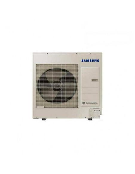 Samsung pompa di calore EHS TDM Plus con modulo idronico Capacità 9,00 kw AE090MXTPGH/EU (Pompa di calore idronica trifase) -...
