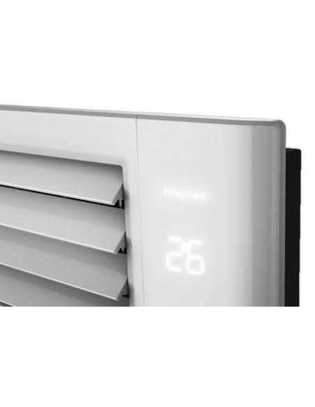 Hisense Griglia motorizzata DP-BA-02 per modelli canalizzati ADT26UX4RBL4 e ADT35UX4RBL4 - Climaway