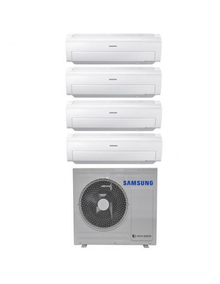 Quadri Split Samsung