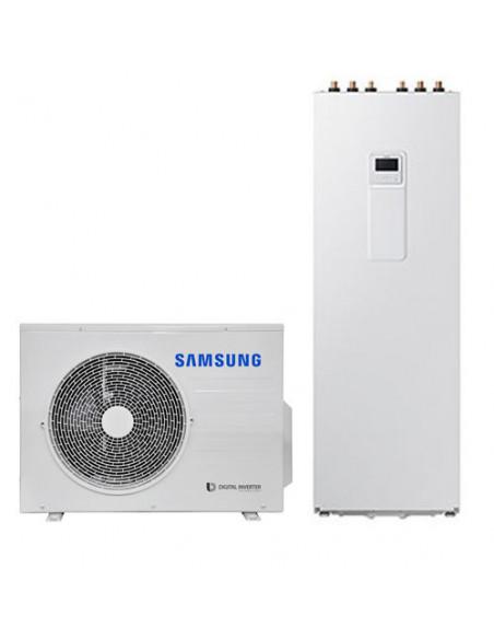 Pompe di calore con produzione acqua calda sanitaria integrata